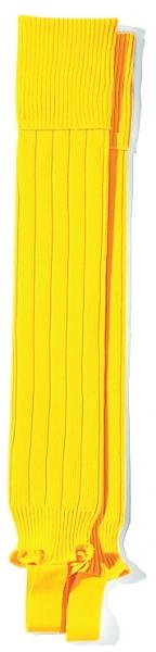 WAW Stutzen uni citro-gelb