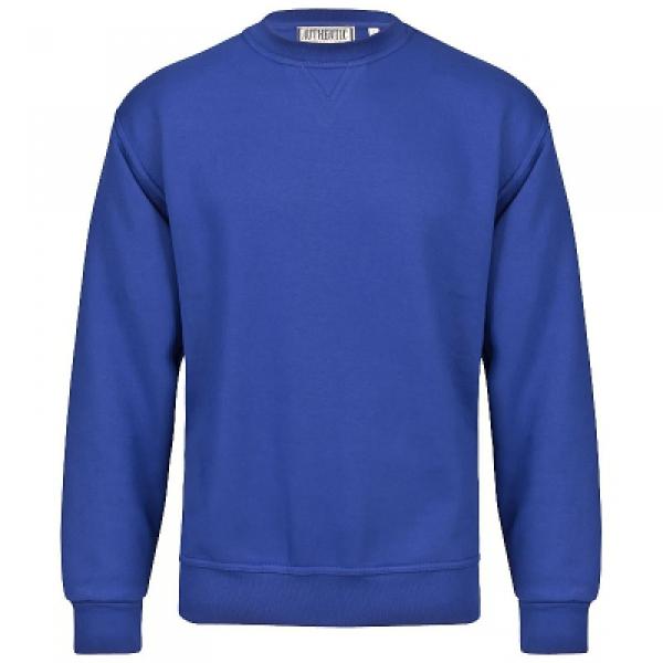 WAW Sweatshirt Authentic blau