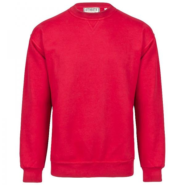 WAW Sweatshirt Authentic rot