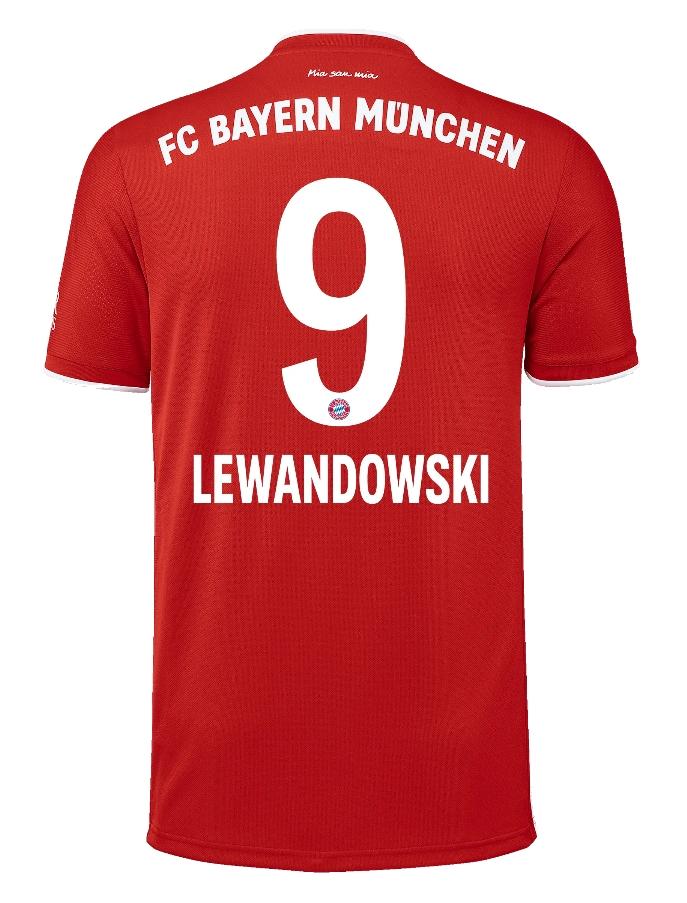 FC Bayern Kindertrikot Home 20/21