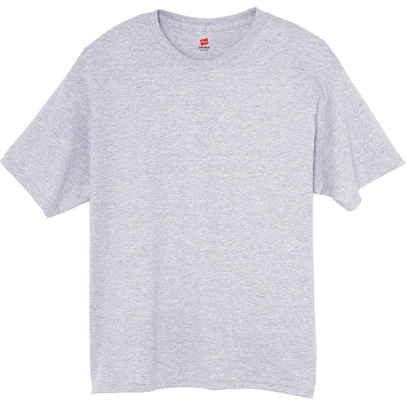 Hanes T-Shirt Beefy ash