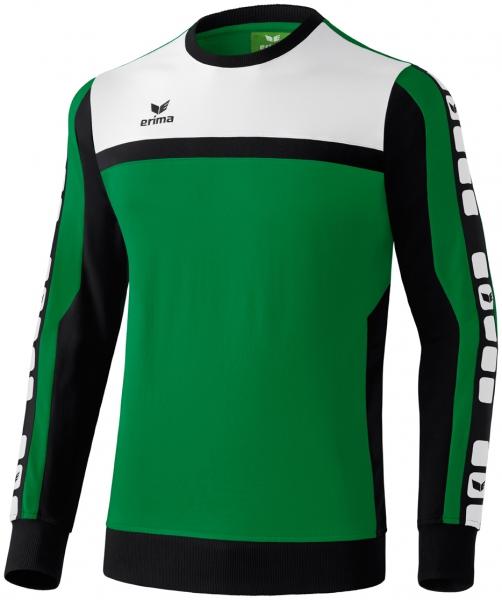 ERIMA 5- Cubes Classic Sweatshirt