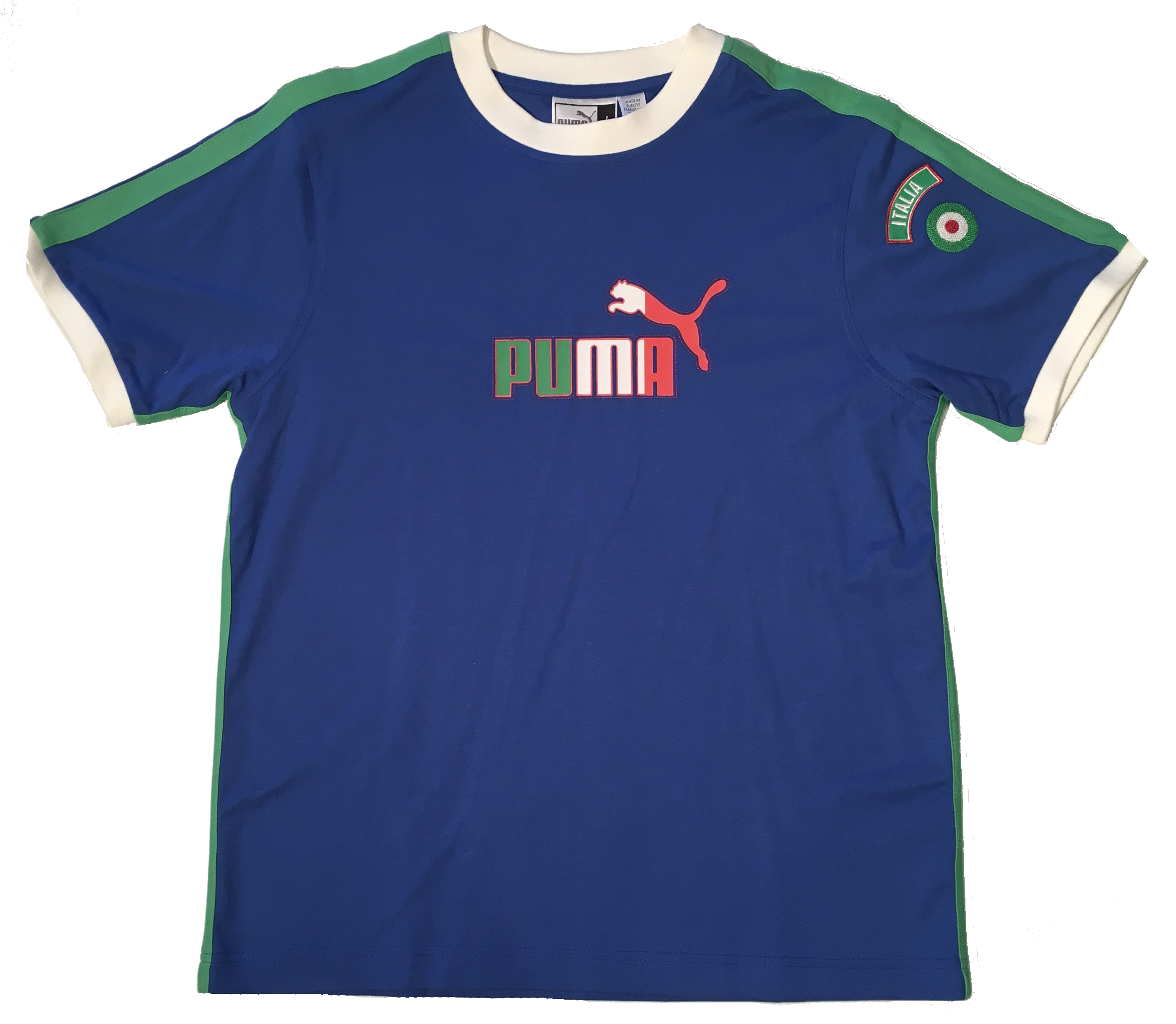 PUMA T-Shirt Italia Herren